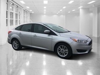 2018 Ford Focus SE 4 Door Regular Unleaded I-4 2.0 L/122 Engine FWD