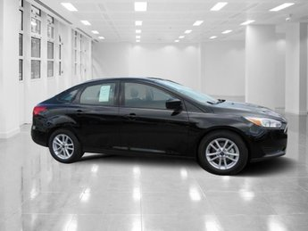 2018 Ford Focus SE Regular Unleaded I-4 2.0 L/122 Engine Automatic 4 Door Sedan