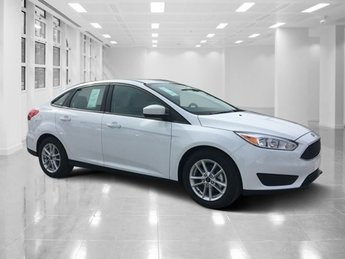 2018 Ford Focus SE Sedan 4 Door Automatic FWD