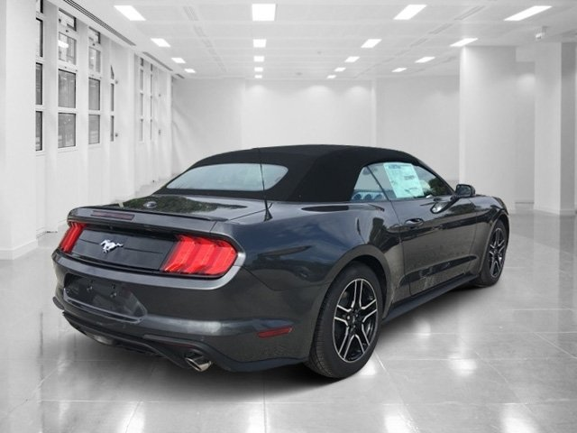 2019 Magnetic Metallic Ford Mustang EcoBoost Premium Convertible Intercooled Turbo Premium Unleaded I-4 2.3 L/140 Engine 2 Door RWD Automatic