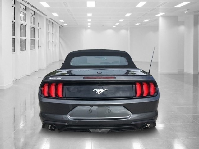 2019 Ford Mustang EcoBoost Premium RWD Automatic Convertible