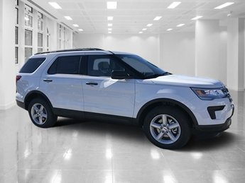 2019 Ford Explorer 4 Door FWD Regular Unleaded V-6 3.5 L/213 Engine SUV