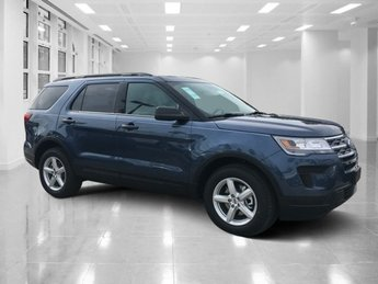 2019 Ford Explorer Automatic FWD SUV Regular Unleaded V-6 3.5 L/213 Engine 4 Door