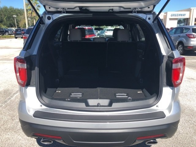 2018 Ford Explorer SUV FWD 4 Door Automatic Intercooled Turbo Premium Unleaded I-4 2.3 L/140 Engine