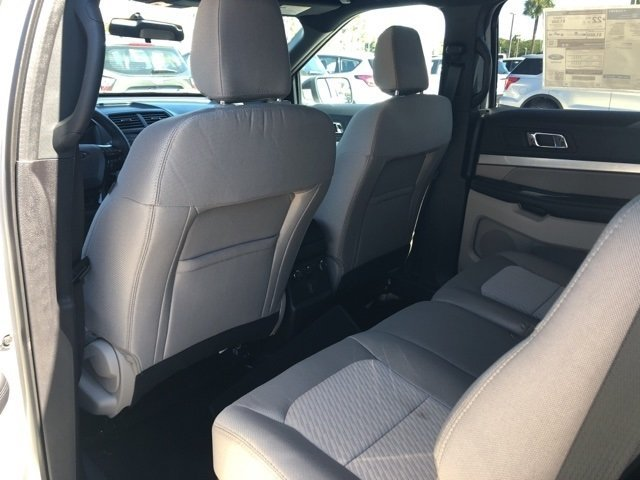 2018 Ford Explorer Automatic 4 Door Intercooled Turbo Premium Unleaded I-4 2.3 L/140 Engine