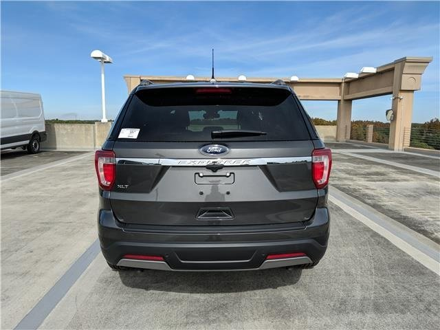 2019 Ford Explorer XLT Regular Unleaded V-6 3.5 L/213 Engine Automatic FWD 4 Door