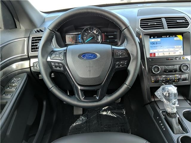 2019 Ford Explorer XLT FWD SUV Regular Unleaded V-6 3.5 L/213 Engine
