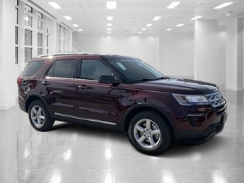2019 Ford Explorer XLT Automatic SUV 4 Door Regular Unleaded V-6 3.5 L/213 Engine