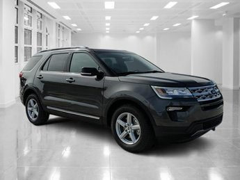 2019 Ford Explorer XLT SUV 4 Door Regular Unleaded V-6 3.5 L/213 Engine Automatic