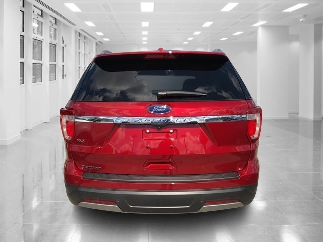 2019 Ford Explorer XLT Automatic FWD 4 Door SUV