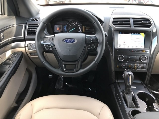 2019 Ford Explorer XLT SUV Regular Unleaded V-6 3.5 L/213 Engine 4 Door FWD
