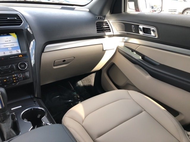 2019 Ford Explorer XLT Regular Unleaded V-6 3.5 L/213 Engine SUV FWD