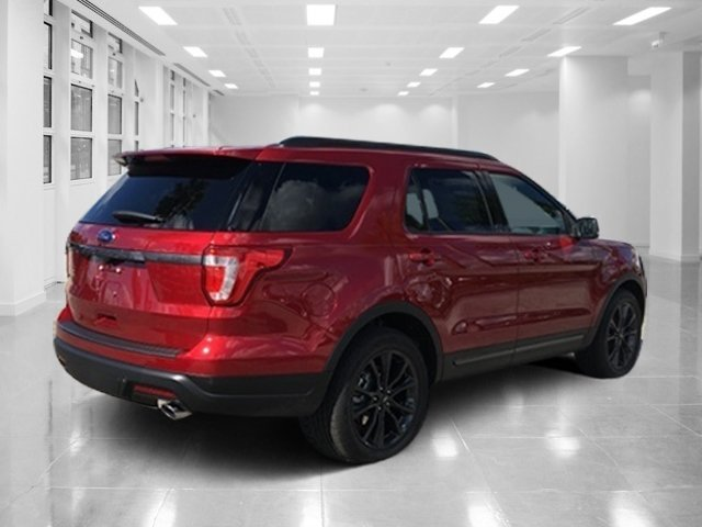 2019 Ford Explorer XLT Regular Unleaded V-6 3.5 L/213 Engine SUV FWD 4 Door Automatic