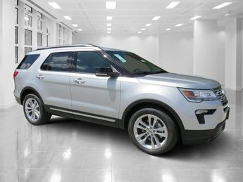 2018 Ford Explorer XLT Automatic SUV 4 Door FWD Regular Unleaded V-6 3.5 L/213 Engine