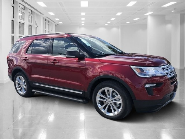 2019 Ford Explorer XLT FWD Automatic Regular Unleaded V-6 3.5 L/213 Engine SUV 4 Door