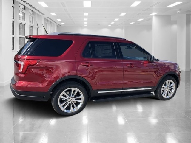 2019 Ford Explorer XLT Regular Unleaded V-6 3.5 L/213 Engine 4 Door FWD SUV Automatic
