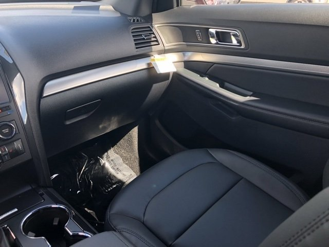 2019 Ford Explorer XLT SUV 4 Door Regular Unleaded V-6 3.5 L/213 Engine