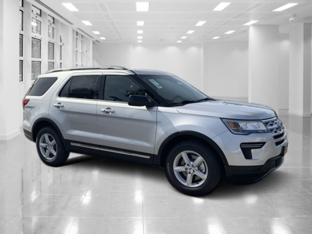 2019 Ford Explorer XLT Regular Unleaded V-6 3.5 L/213 Engine 4 Door SUV FWD Automatic