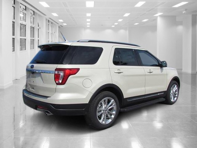 2018 Ford Explorer XLT 4 Door FWD Automatic SUV