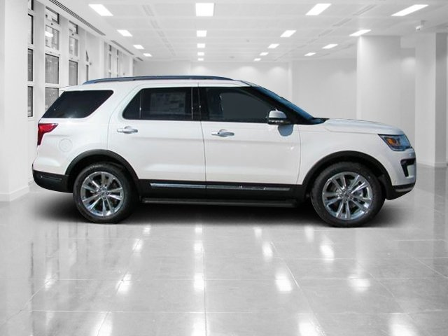 2018 Ford Explorer Limited Intercooled Turbo Premium Unleaded I-4 2.3 L/140 Engine SUV 4 Door