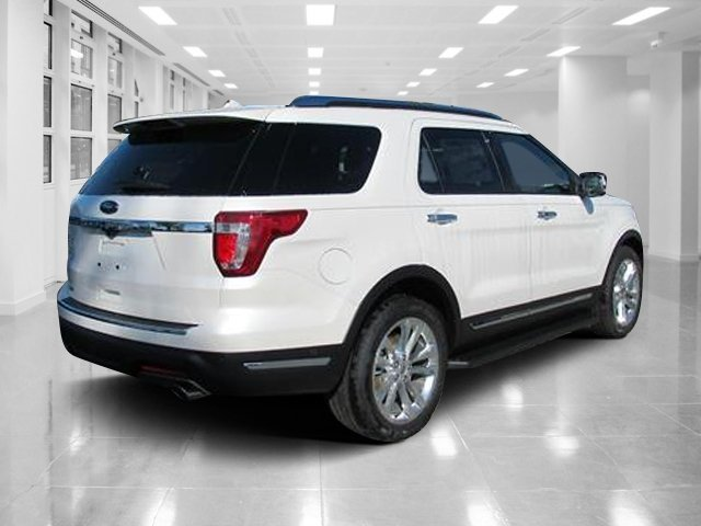 2018 Ford Explorer Limited Intercooled Turbo Premium Unleaded I-4 2.3 L/140 Engine 4 Door FWD Automatic