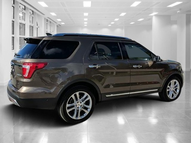2016 Ford Explorer Limited SUV 4 Door FWD Regular Unleaded V-6 3.5 L/213 Engine Automatic