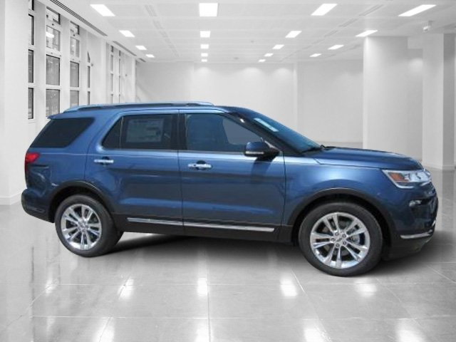 2018 Ford Explorer Limited Automatic Intercooled Turbo Premium Unleaded I-4 2.3 L/140 Engine 4 Door