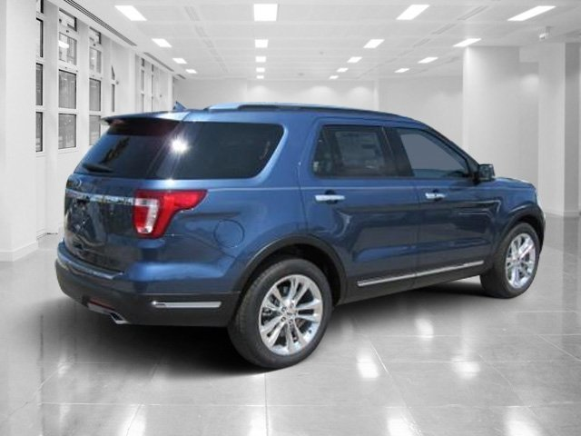 2018 Ford Explorer Limited FWD 4 Door SUV Automatic