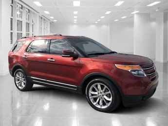 2014 Ford Explorer Limited Regular Unleaded V-6 3.5 L/213 Engine SUV FWD Automatic