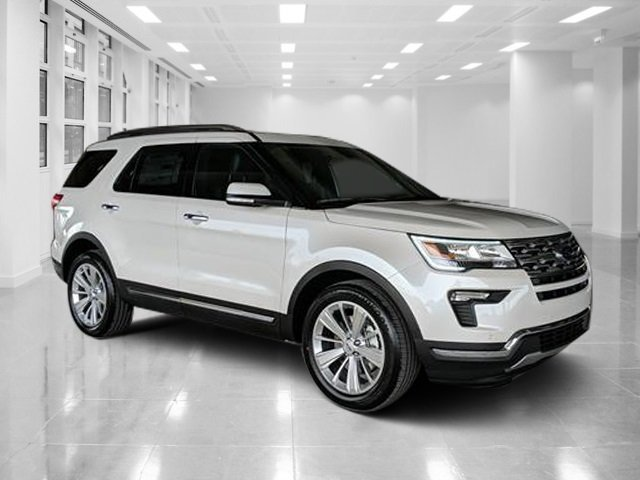 2019 Ford Explorer Limited FWD Intercooled Turbo Premium Unleaded I-4 2.3 L/140 Engine Automatic 4 Door