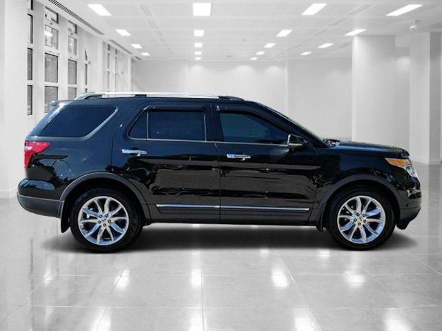 2013 Ford Explorer Limited Gas V6 3.5L/213 Engine Automatic AWD 4 Door SUV