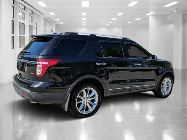 2013 Tuxedo Black Metallic Ford Explorer Limited Automatic 4 Door AWD Gas V6 3.5L/213 Engine SUV