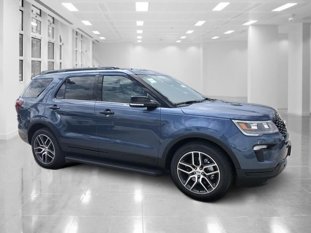 2018 Ford Explorer Sport Automatic AWD Twin Turbo Premium Unleaded V-6 3.5 L/213 Engine SUV 4 Door