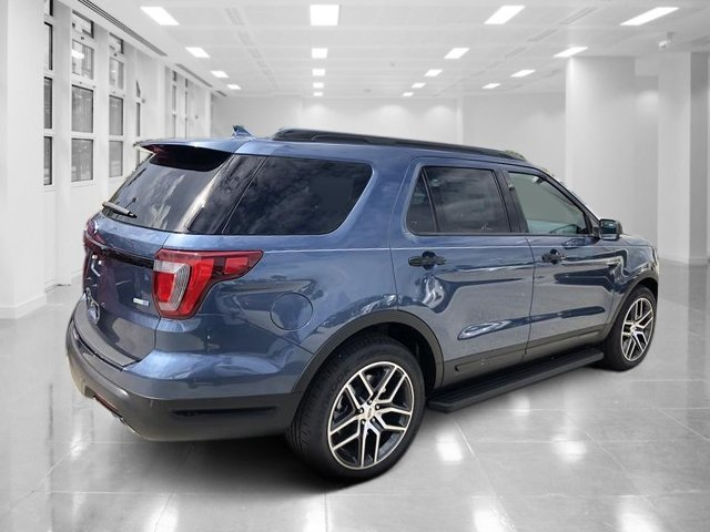 2018 Ford Explorer Sport Automatic SUV AWD