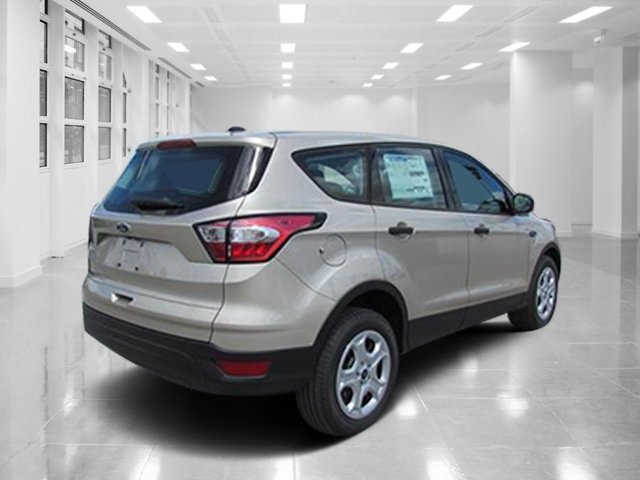 2018 Ford Escape S SUV Automatic 4 Door FWD Regular Unleaded I-4 2.5 L/152 Engine