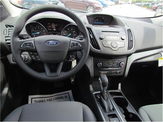 2018 Ford Escape S Regular Unleaded I-4 2.5 L/152 Engine FWD Automatic