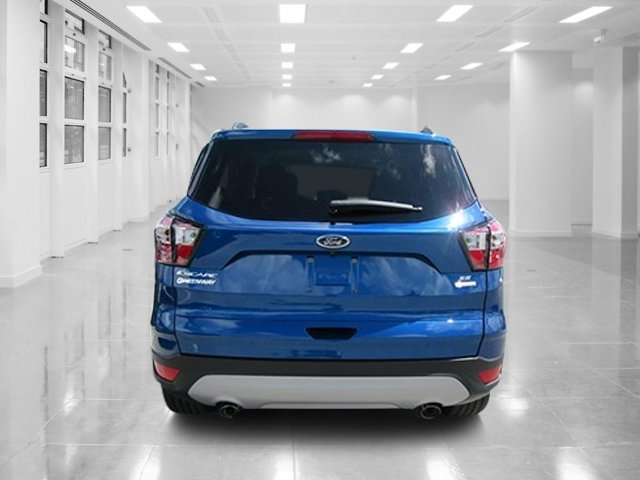 2018 Ford Escape SE FWD 4 Door Intercooled Turbo Regular Unleaded I-4 1.5 L/91 Engine Automatic