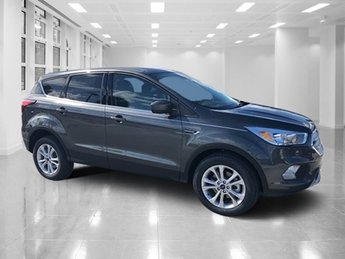 2019 Ford Escape SE Intercooled Turbo Regular Unleaded I-4 1.5 L/92 Engine FWD SUV Automatic 4 Door