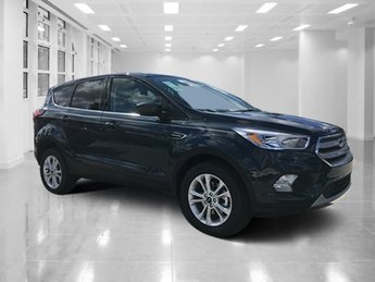 2019 Baltic Sea Green Metallic Ford Escape SE FWD SUV 4 Door Automatic Intercooled Turbo Regular Unleaded I-4 1.5 L/92 Engine