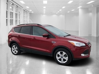 2016 Ford Escape SE Automatic 4 Door SUV FWD Intercooled Turbo Regular Unleaded I-4 1.6 L/98 Engine