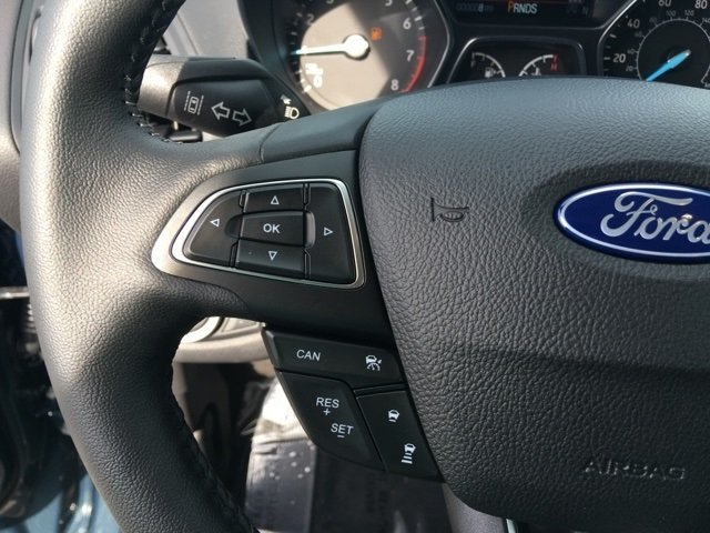 2019 Ford Escape SEL 4 Door Automatic SUV FWD Intercooled Turbo Regular Unleaded I-4 1.5 L/92 Engine