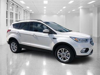 2019 Ford Escape SEL 4 Door SUV Intercooled Turbo Regular Unleaded I-4 1.5 L/92 Engine Automatic FWD