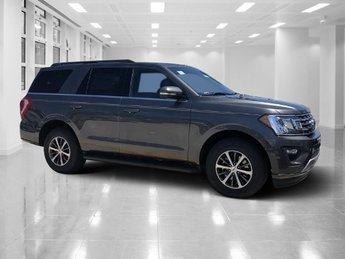 2018 Magnetic Metallic Ford Expedition XLT RWD Twin Turbo Regular Unleaded V-6 3.5 L/213 Engine Automatic SUV