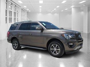 2018 Stone Gray Metallic Ford Expedition XLT Twin Turbo Regular Unleaded V-6 3.5 L/213 Engine SUV 4 Door