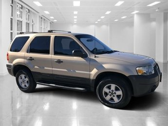 2007 Titanium Green Metallic Ford Escape XLS SUV 4 Door FWD