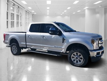 2019 Ford Super Duty F-250 SRW XLT 4X4 Intercooled Turbo Diesel V-8 6.7 L/406 Engine 4 Door Truck