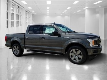 2018 Ford F-150 XLT Truck Automatic 4 Door Regular Unleaded V-8 5.0 L/302 Engine RWD