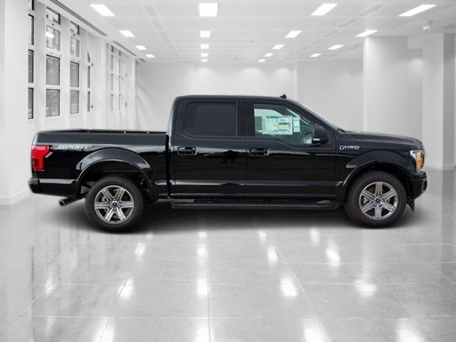 2018 Ford F-150 XLT Truck Automatic Regular Unleaded V-8 5.0 L/302 Engine