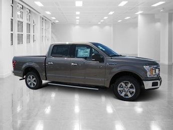 2018 Ford F-150 XLT RWD 4 Door Regular Unleaded V-6 3.3 L Engine