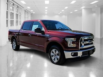 2015 Ford F-150 XLT Truck Automatic Regular Unleaded V-8 5.0 L/302 Engine 4 Door